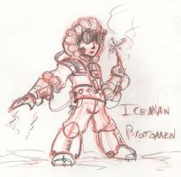 Protomen - Ice Man by HJTHX1138