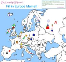 Fill in Europe Meme by TandP
