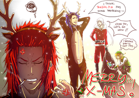MERRY X-MAS 2010 by nominee84
