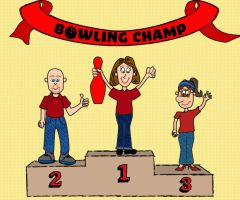 Bowling Champ by kara314159