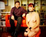 Master and Slave: A Family Portrait by FelixKPhotography