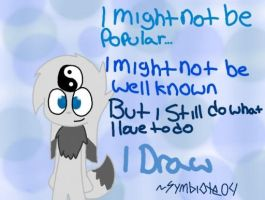 A quote I guess by Symbiote04