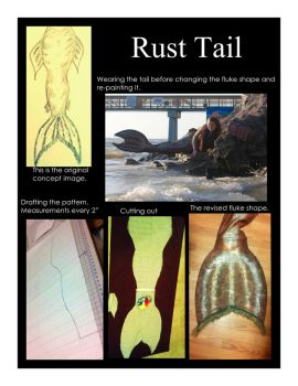 Rust Tail by kibiart