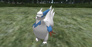 ZANGOOSE WHY by GLaDOS9000