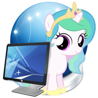 Celestia Network Icon by inaeriksson