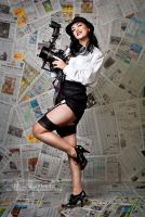 News Flash by StuckpixelPhoto