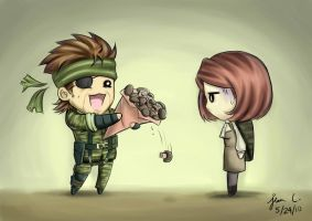 MGS3: Mushrooms by WithSkechers
