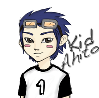 GF: Ahito as a child by Cristal-Knight