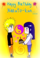 .:Happy Birthday Naruto-kun:. by jOgArI-1030