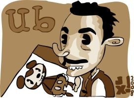 Ub Iwerks Tribute Art by jeaux