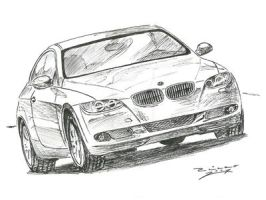 BMW 335i Coupe by judge-design