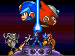 Mega Man 10 art in MMX Style by SuperKB