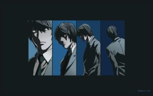 DEATHnote - Light Wallpaper by Pencil-Dragonslayer