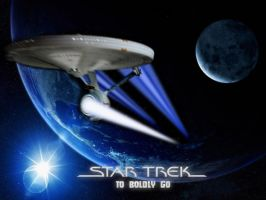 to boldly go by R-Clifford