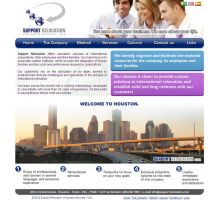 Support Relocation Home Page by diegoliv