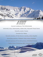 AEW Snow ID by A-E-W