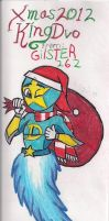 Xmas 2012: KingDvo by gilster262