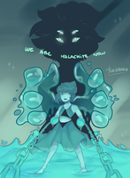 We are Malachite now by Tsukibahara