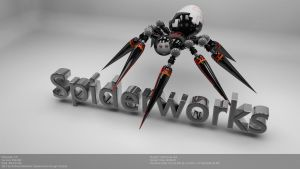 SpiderWorks-Spider-3 by SpiderworksDesigns