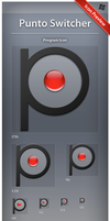 Icon Punto Switcher by ncrow
