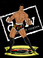 BOW BP CHAMPION Black Nature justice attire by RWhitney75