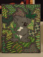 Sharpie Koala Small by meralies