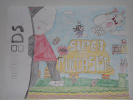 New Super Pucca Sisters by rabbidlover01