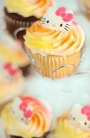 Sugary Kitty by EnchantedCupcake