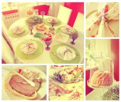 Easter breakfast by ivadesign