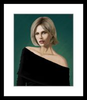 Charlize Theron by sanchezdesigns