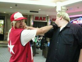 Terry Bogard cosplay 42 by IronCobraAM