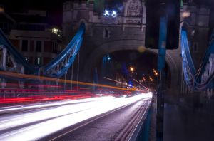 London- The Rush by dea1h