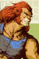 Lion-O by DavidRapozaArt