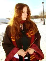 Hermione Granger Cosplay by KateFromMoon