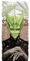Madame Vastra by melmoth2014