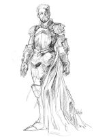 Random Knight by Charneco