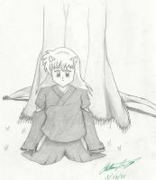 InuYasha and Kagome equals... by bfsnorlax