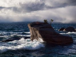 Tahoe Storm by MartinGollery