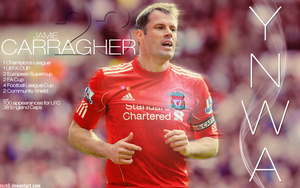 Jamie Carragher by mch8