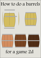 How to do barrels by WEnierGarcia