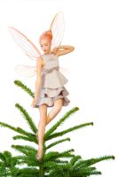 tree fairy by matchstickgirl