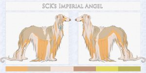 SCK's Imperial Angel by SilverCrossKennels