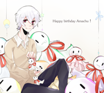 Happy birthday amachu !! by terumu