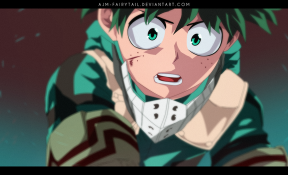 Deku by AJM-FairyTail