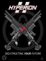 Hyperion: Digi-structing Your Future - Borderlands by Colefrehlen