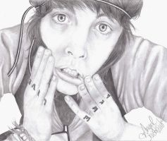 Christofer Drew by alasalynx