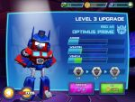 Angry birds transformers : OPTIMUS Prime Red by RoxasPikachu