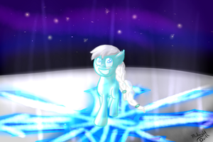 Diamond Dust by MidnightQuill