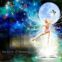 The birth of fantasy by Jazzine