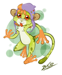 TamarinFrog by TamarinFrog